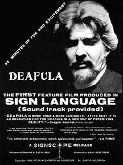 Deafula Deafula Film TV Tropes