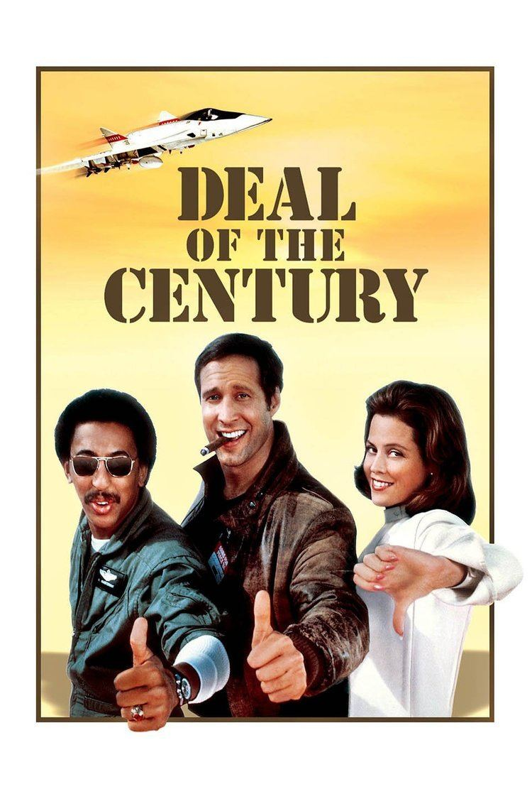 Deal of the Century wwwgstaticcomtvthumbmovieposters7564p7564p