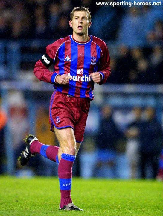 Dean Austin Dean AUSTIN League Appearances Crystal Palace FC