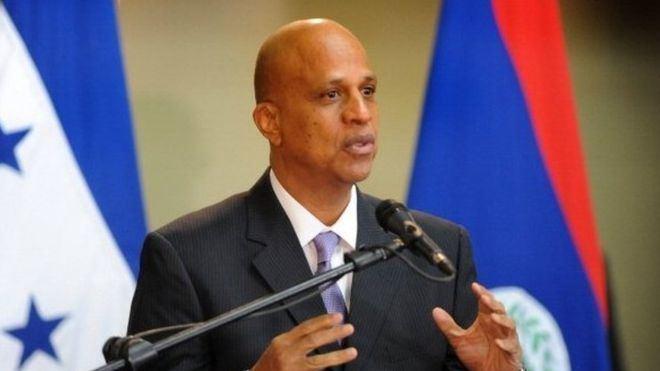 Dean Barrow Belize leader Dean Barrow wins third term in snap election BBC News
