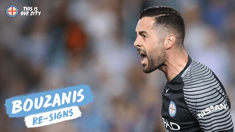 Dean Bouzanis Goalkeeper Dean Bouzanis extends Melbourne City stay Hyundai ALeague