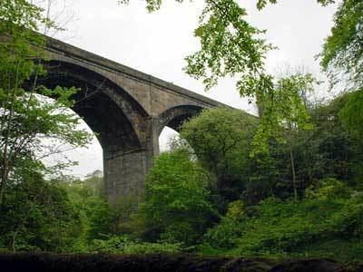 Dean Bridge Dean Bridge Edinburgh Scotland UK