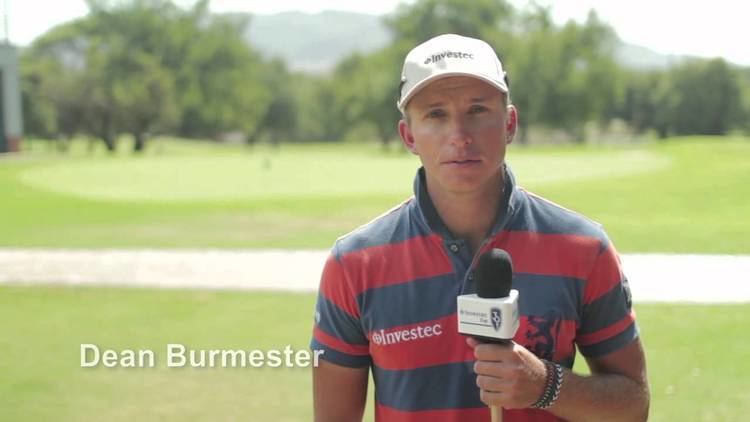 Dean Burmester Investec Cup 2013 Round 2 Interview with Dean Burmester in
