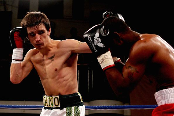 Dean Byrne (boxer) Michael Frontin and Dean Byrne Photos Boxing at York