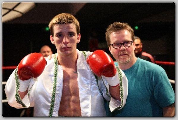 Dean Byrne (boxer) Irishman Dean Byrne still chasing glory Brook should have