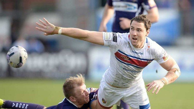 Dean Collis Wakefield release Dean Collis in blow to Brian Smith Rugby League