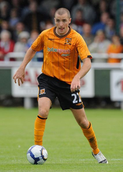 Dean Marney (footballer) Where Are They Now 8 Hull39s Last Premier League