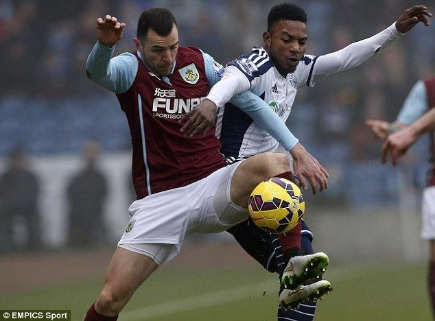 Dean Marney (footballer) Burnley midfielder Dean Marney ruled out for the rest of