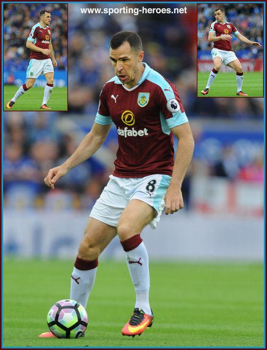 Dean Marney (footballer) Dean MARNEY League Appearances Burnley FC