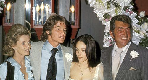 Dean Martin Second Marriage