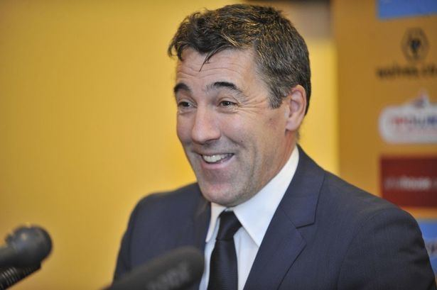 Dean Saunders Wolves boss Dean Saunders to speak at charity fundraising