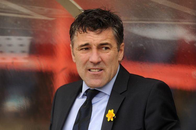 Dean Saunders Wolverhampton Wanderers Dean Saunders says Wolves were