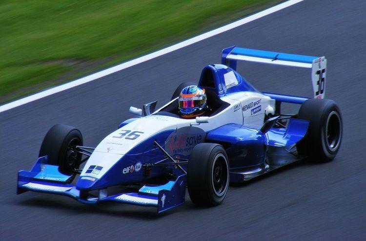 Dean Smith (racing driver)