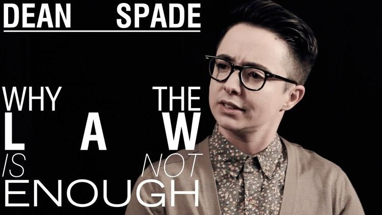 Dean Spade Dean Spade Why the Law Is Not Enough EXCERPT YouTube