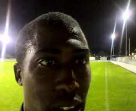 Dean Stokes Dean Stokes after FC United of Manchester YouTube