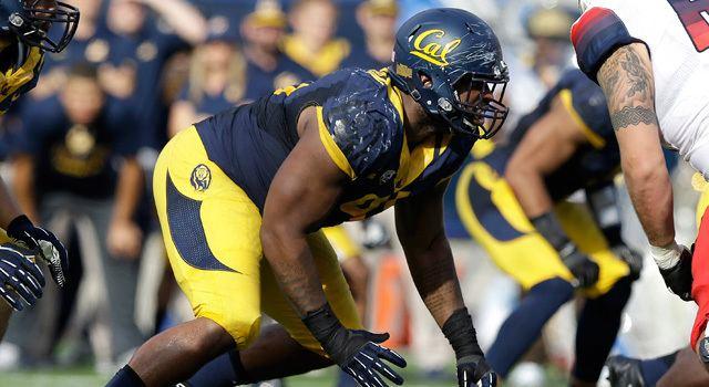 Deandre Coleman Cal DT Deandre Coleman must come up big vs Stanford NFLcom