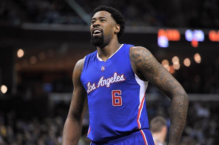 DeAndre Jordan Los Angeles Clippers DeAndre Jordan 201516 Predictions