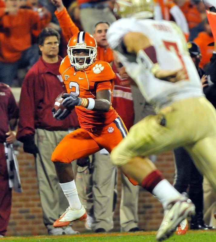 DeAndre McDaniel Florida State Clemson Sports Talk
