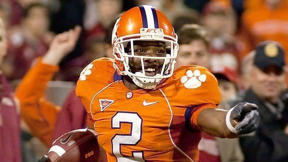 DeAndre McDaniel Clemson Safety DeAndre McDaniel Signs With The New Orleans