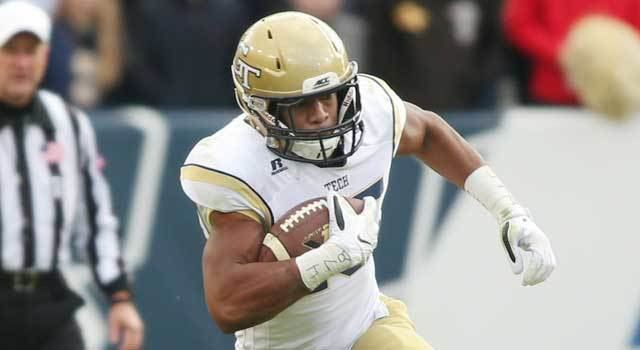 DeAndre Smelter Georgia Tech39s DeAndre Smelter suffers a torn ACL NFLcom