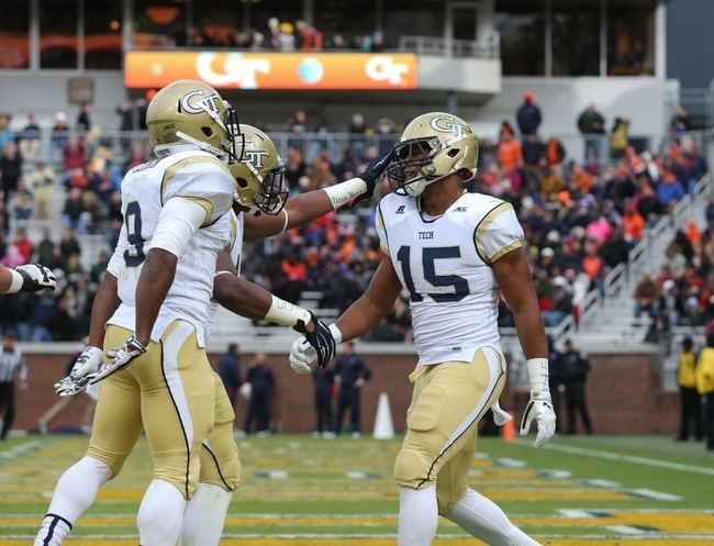 DeAndre Smelter Georgia Tech Football DeAndre Smelter Likely Out for ACC