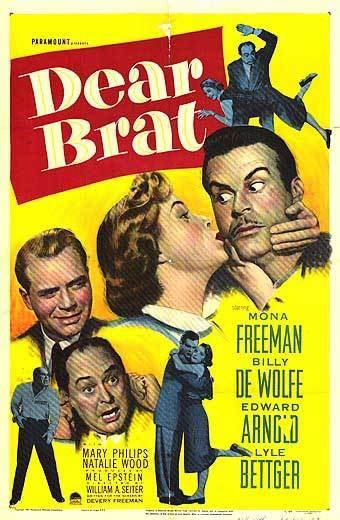 Dear Brat Dear Brat movie posters at movie poster warehouse moviepostercom