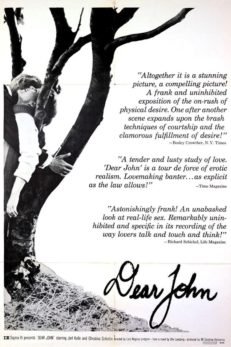 Dear John (1964 film) wwwgstaticcomtvthumbmovieposters94416p94416
