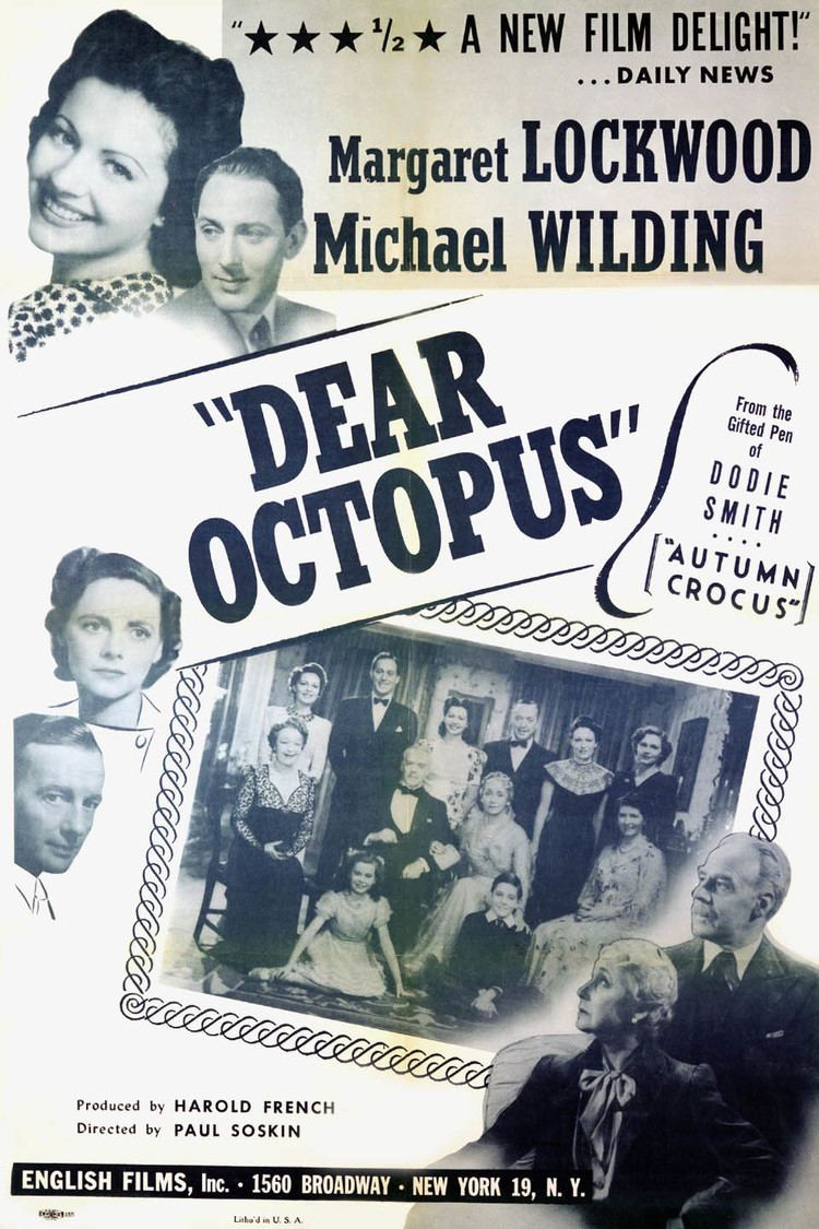 Dear Octopus (film) wwwgstaticcomtvthumbmovieposters8678265p867
