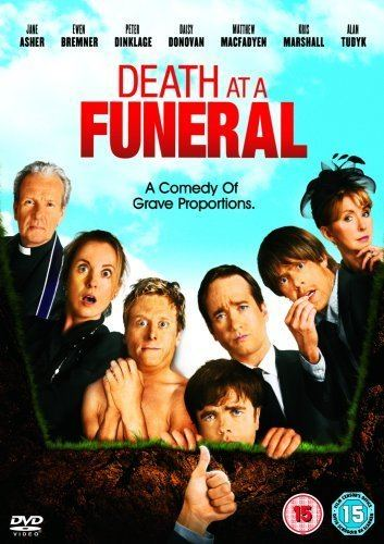 Death at a Funeral (2007 film) Death at a Funeral The UK version OMG Hilarious Movie