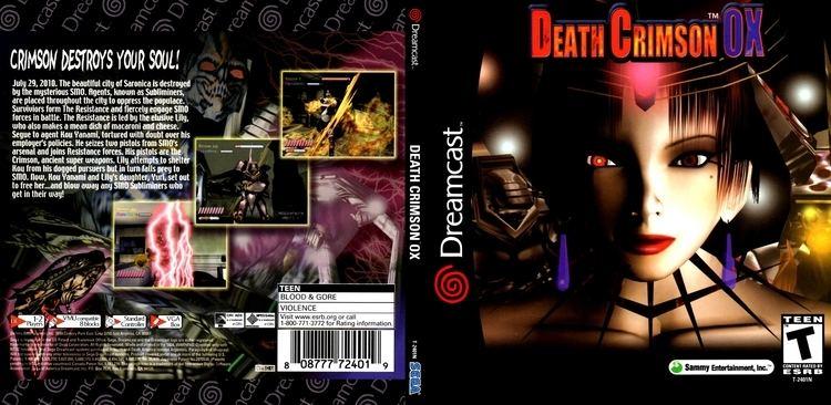 Death Crimson OX - Alchetron, The Free Social Encyclopedia