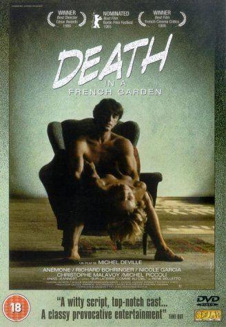 Death in a French Garden Death In A French Garden DVD 1986 Amazoncouk Anmone