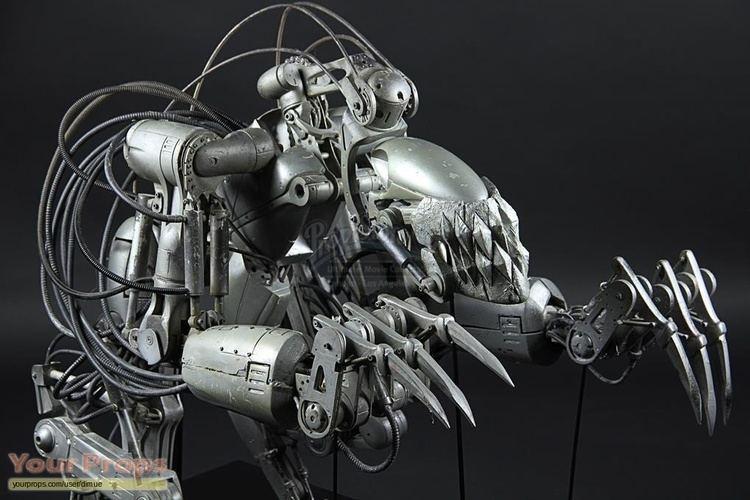 Death Machine Death Machine Frontline Morale Destroyer Miniature Puppet original
