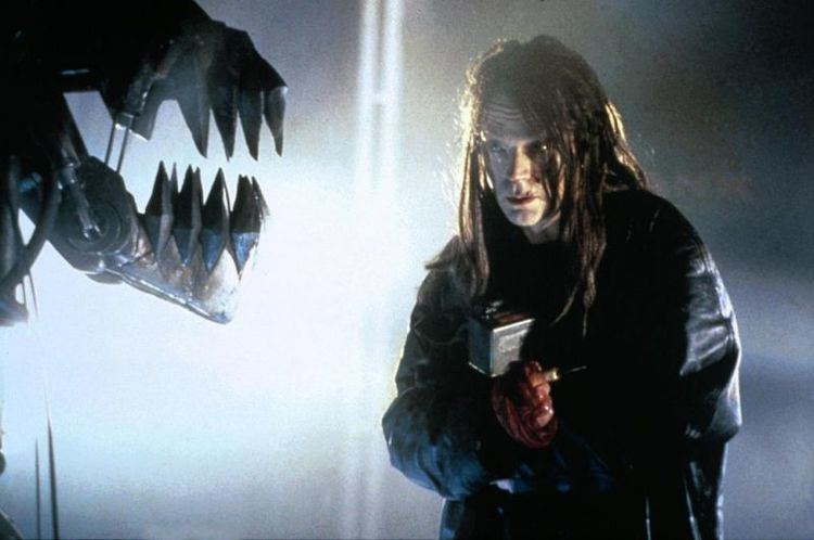 Death Machine Bluray Review Death Machine is One Awesome Machine Bloody