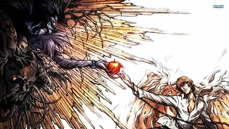 Death Note - Alchetron, The Free Social Encyclopedia