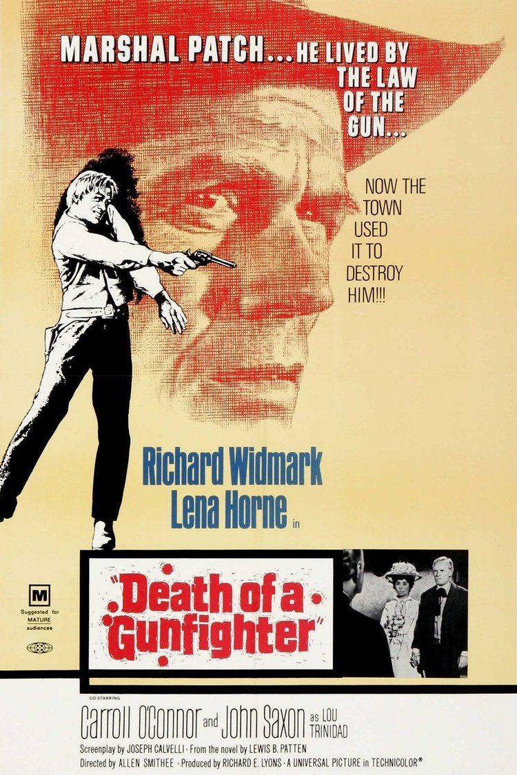 Death of a Gunfighter wwwgstaticcomtvthumbmovieposters2537p2537p
