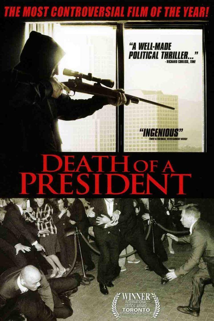 Death of a President (2006 film) wwwgstaticcomtvthumbdvdboxart164193p164193