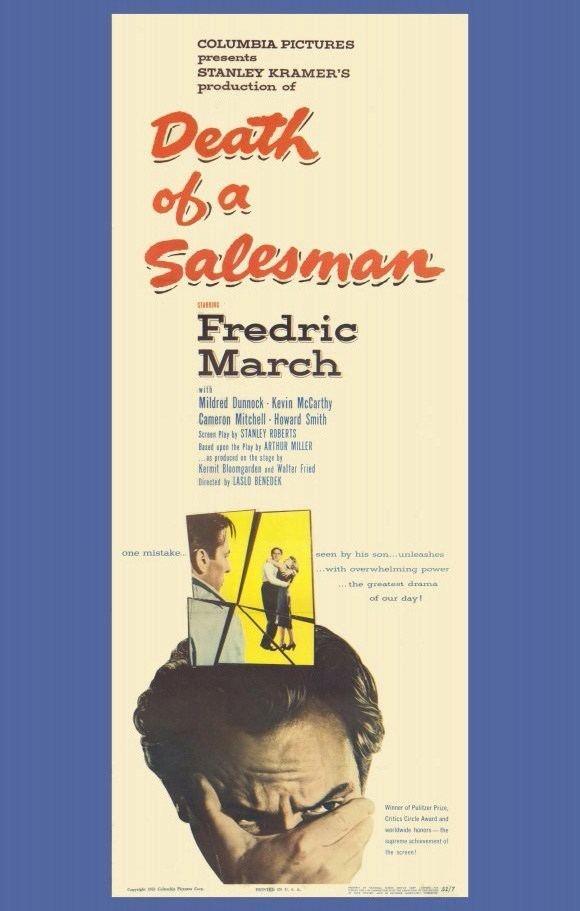 Death of a Salesman (1951 film) FilmFanaticorg Death of a Salesman 1951