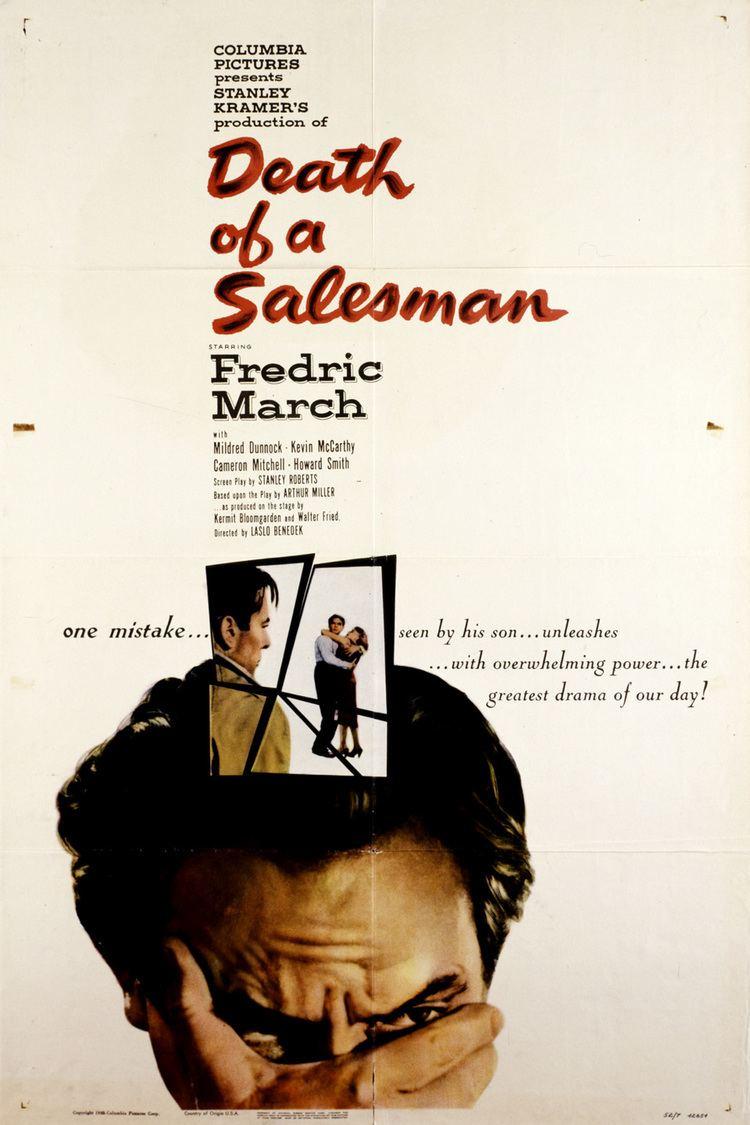 Death of a Salesman (1951 film) wwwgstaticcomtvthumbmovieposters79853p79853