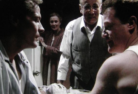 Death of a Salesman (1996 film) Arthur Miller on the small screen 1 Death of a Salesman SCREEN PLAYS