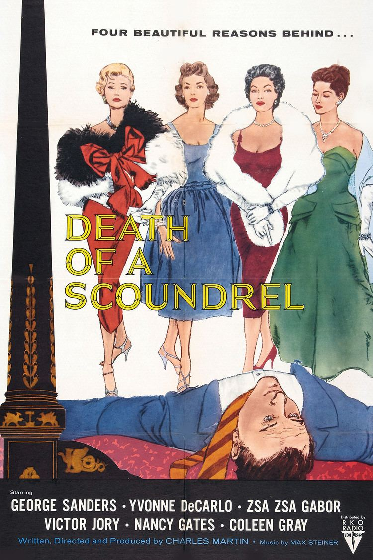 Death of a Scoundrel wwwgstaticcomtvthumbmovieposters39457p39457
