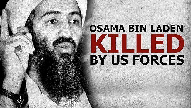 Death of Osama bin Laden Osama bin Laden is dead US President Barack Obama