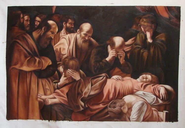 of virgin caravaggio Understanding a death