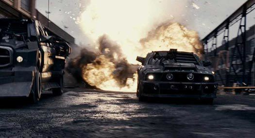 Death Race (film) movie scenes A new behind the scenes featurette for Death Race has popped up online The film stars Jason Statham Joan Allen Tyrese Gibson Ian McShane