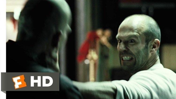 Death Race (film) movie scenes Death Race 7 12 Movie CLIP Jensen Fights Pachenko 2008 HD