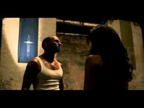 Death Race (film) movie scenes Death Race 2 Clip Lucas Katrina Hook Up Own it 1 18 on Blu ray DVD