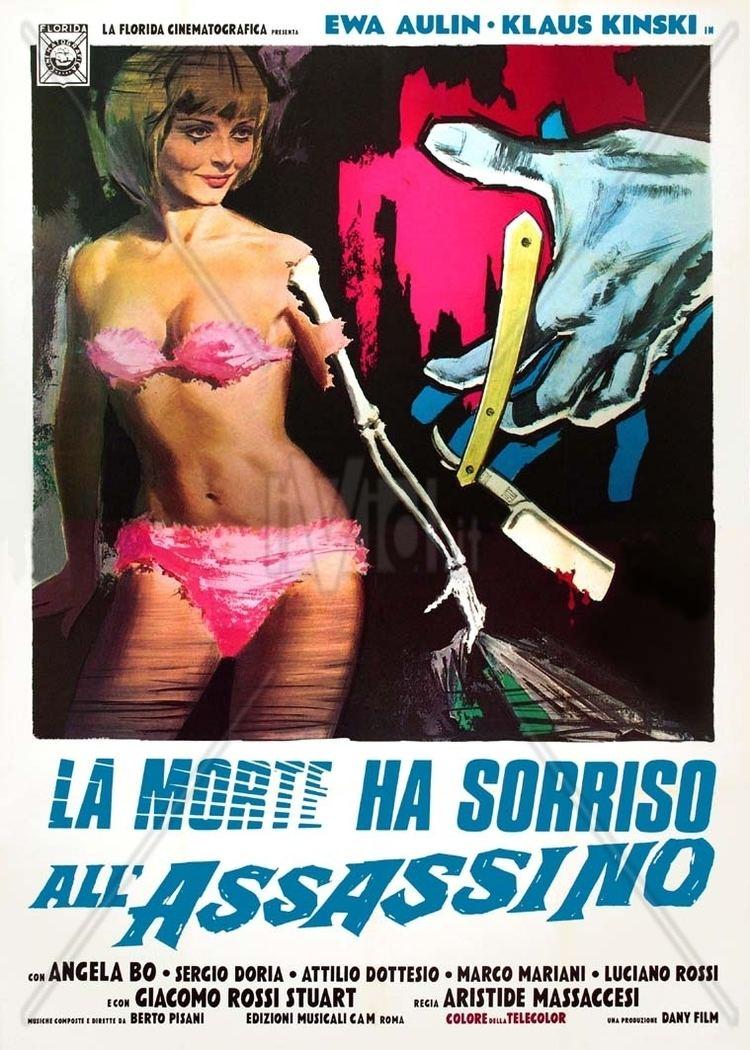Death Smiles on a Murderer Death Smiles On A Murderer Joe DAmato 1973 Movie Posters