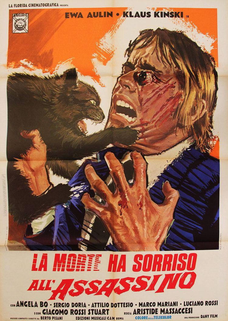 Death Smiles on a Murderer Death Smiles on a Murderer Italian poster MONDO EXPLOITO