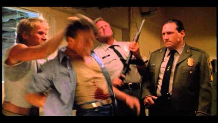 Death Warrant (film) Death Warrant Trailer 1990 1080P FULL HD YouTube