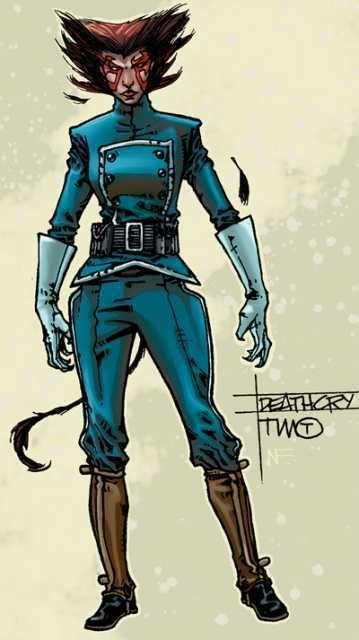 Deathcry Deathcry Character Comic Vine