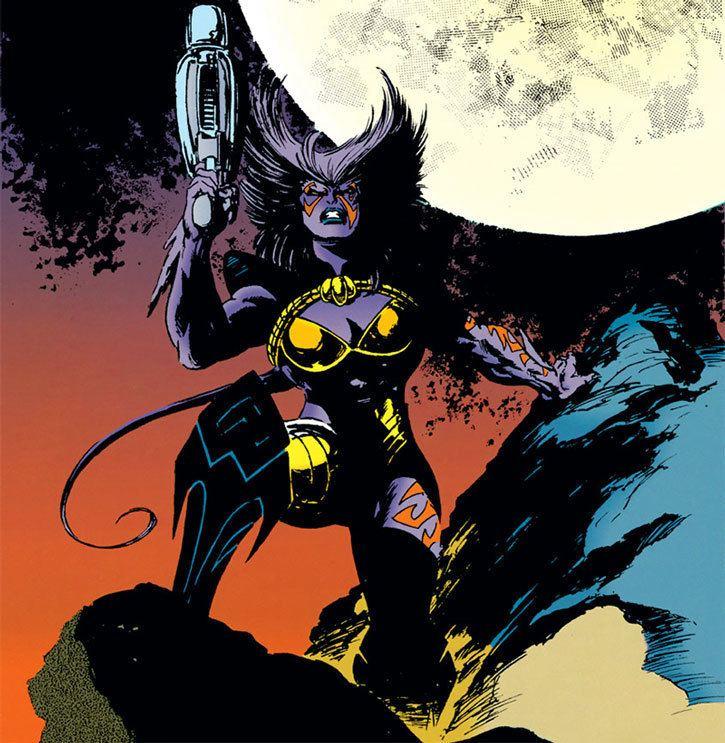 Deathcry Deathcry Marvel Comics Avengers Shi39ar Character profile